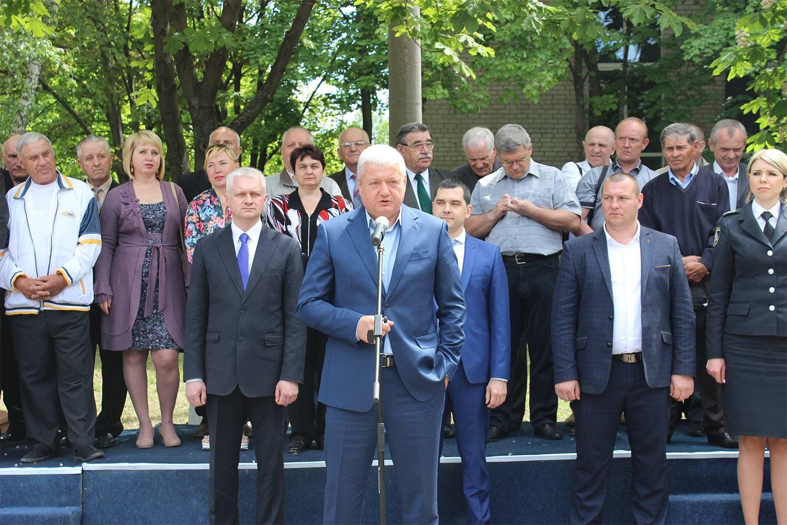 Криворізький факультет відзначив 48-му річницю з дня заснування