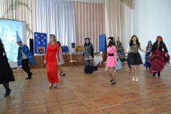 Студенти та співробітники КФ ДДУВС показали новорічну виставу під назвою «Попелюшка»