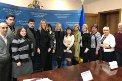 Спортивні змагання. Заняття з самооборони для жінок. Круглий стіл «Соборність України». Практика в підрозділах ГУНП.