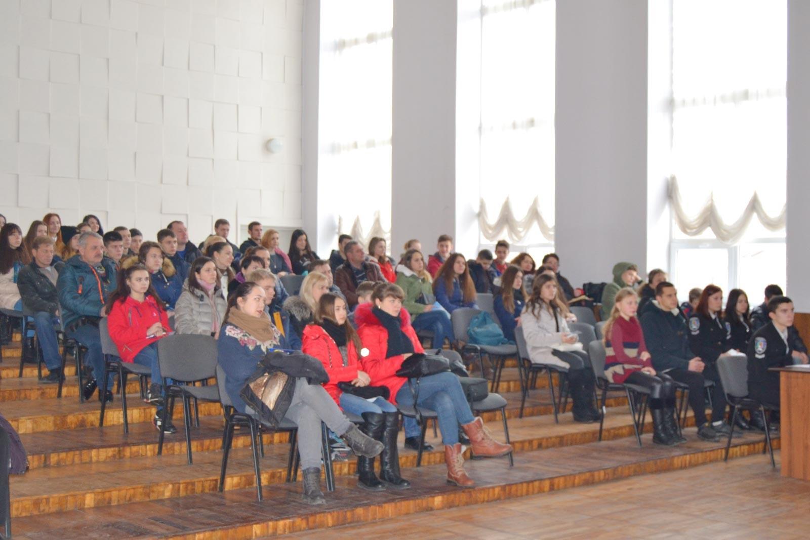 День відкритих дверей на Криворізькому факультеті