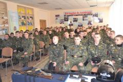 Криворізький ліцей-інтернат з посиленою військово-фізичною підготовкою ДОР