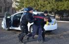 Штурмова група поліції на факультеті