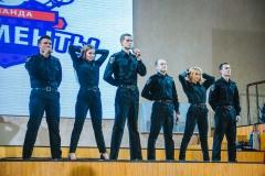 «Допоможи бійцям АТО». На «Лізі Сміху-2017». Змагання у ДДУВС.