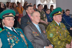 На Криворізькому факультеті ДДУВС відбулися урочистості, присвячені 73-тій річниці визволення Кривого Рогу від фашистських загарбників