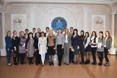 Круглий стіл «Україна на шляху до євроінтеграції: реалії та перспективи»