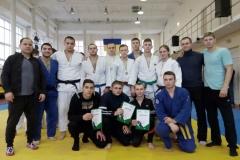 Зі Студентської Ліги з дзюдо шестеро спортсменів ДДУВС повернулися переможцями