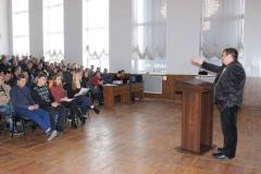 Лекція-бесіда про профілактику туберкульозу