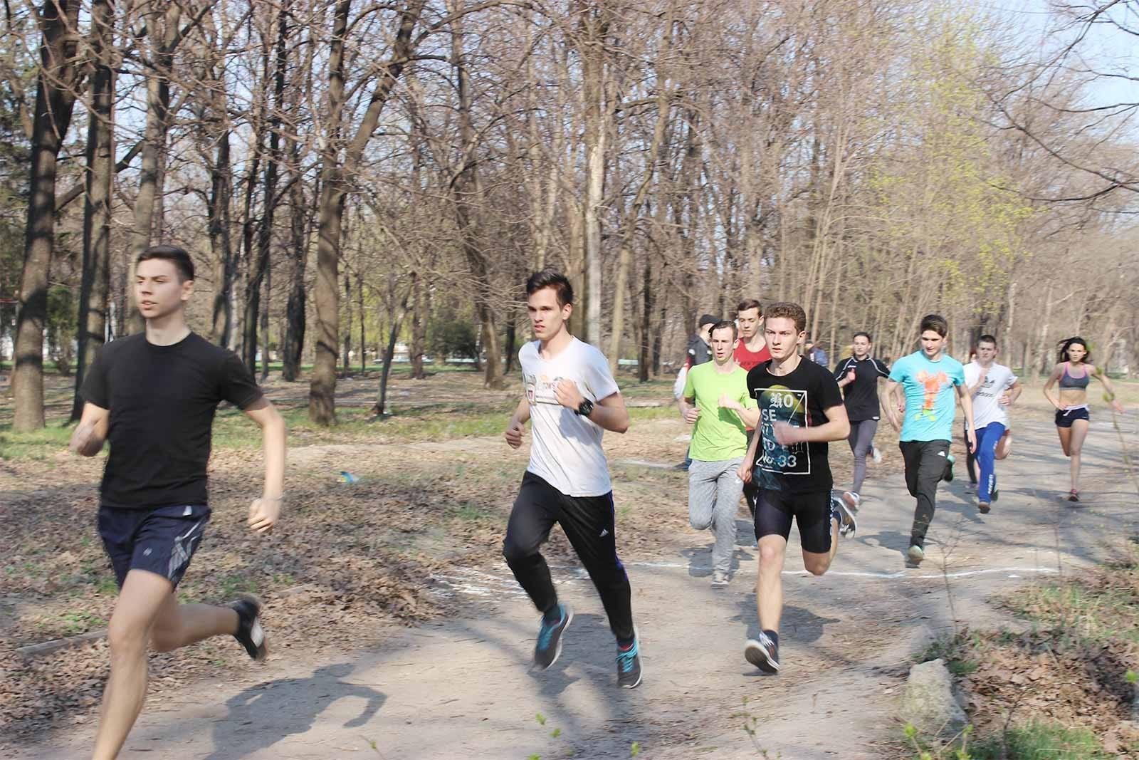 Студенти Криворізького факультету ДДУВС