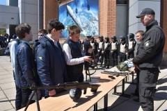 Співробітники кафедри тактико-спеціальної підготовки ДДУВС