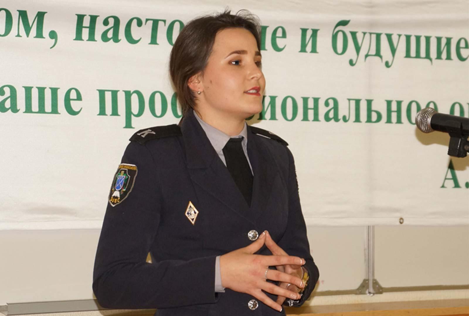 Курсанти університету на міжнародному конкурсі