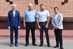 Представники Міністерства внутрішніх справ України завітали до ДДУВС