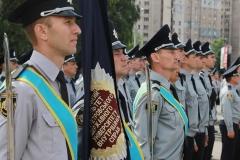 Поліцейські із п'яти областей України склали Присягу