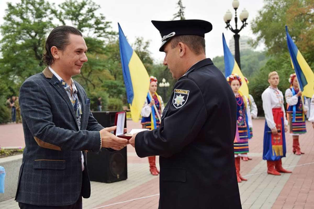 Колектив ДДУВС нагороджений почесною відзнакою