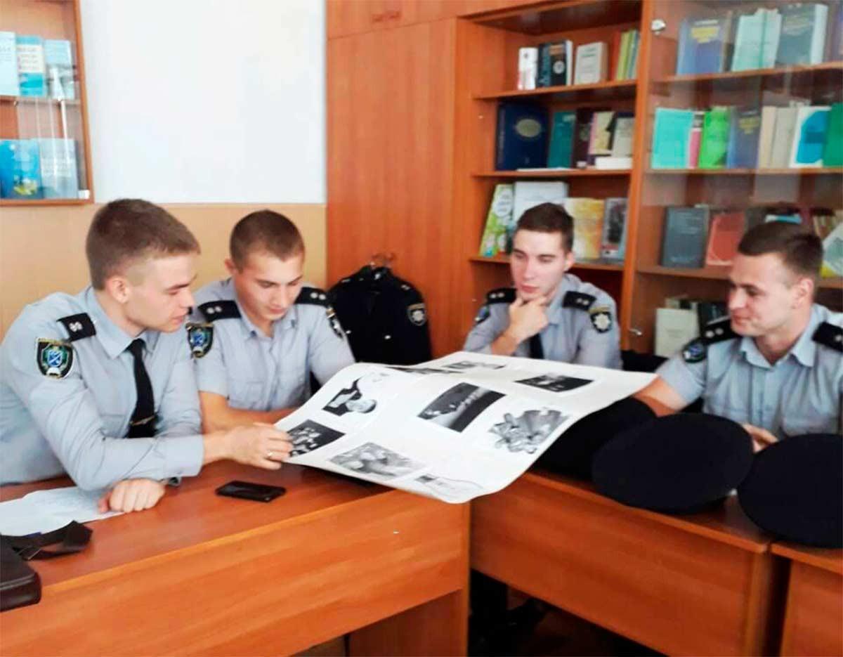 Роль та місце керівника в управлінні підрозділами Національної поліції