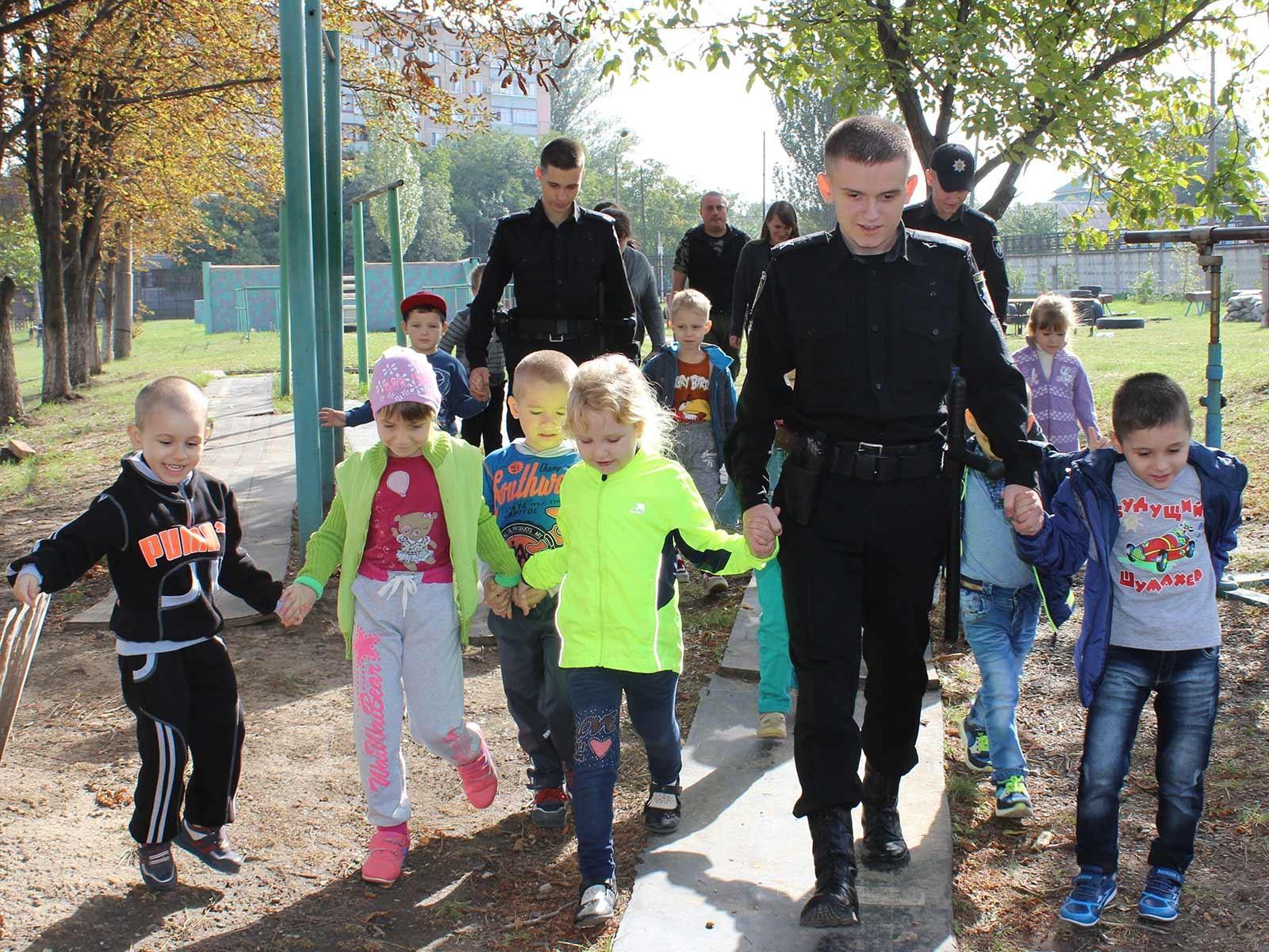 Уроки безпеки з дошкільнятами