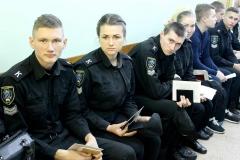 Курсанти ДДУВС долучилися до акції «Подаруй життя герою».