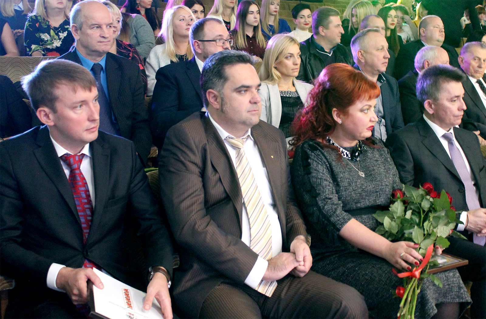 У Дніпропетровському державному університеті пройшли святкові урочистості