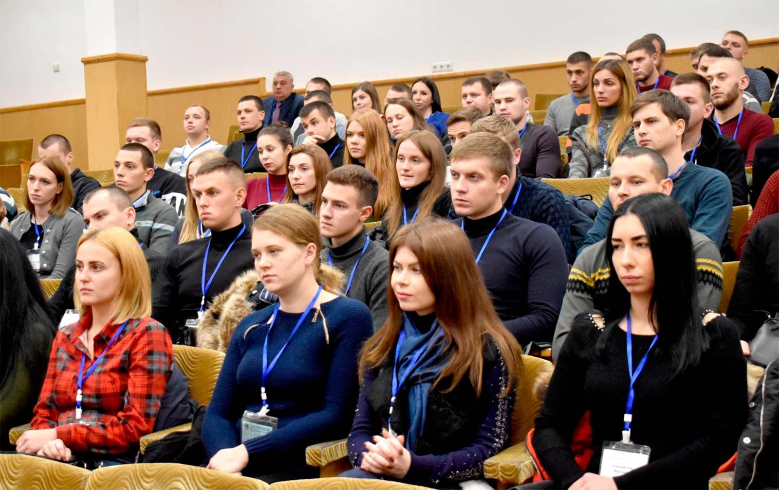 Стартувало базове навчання майбутньої поліції Дніпра