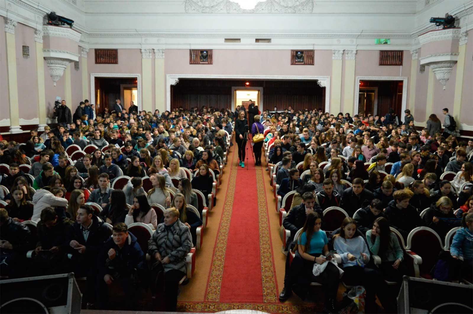 Переваги навчання у Дніпропетровському державному університеті внутрішніх справ