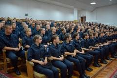 250 новобранців ДДУВС розпочали підготовку до складання Присяги