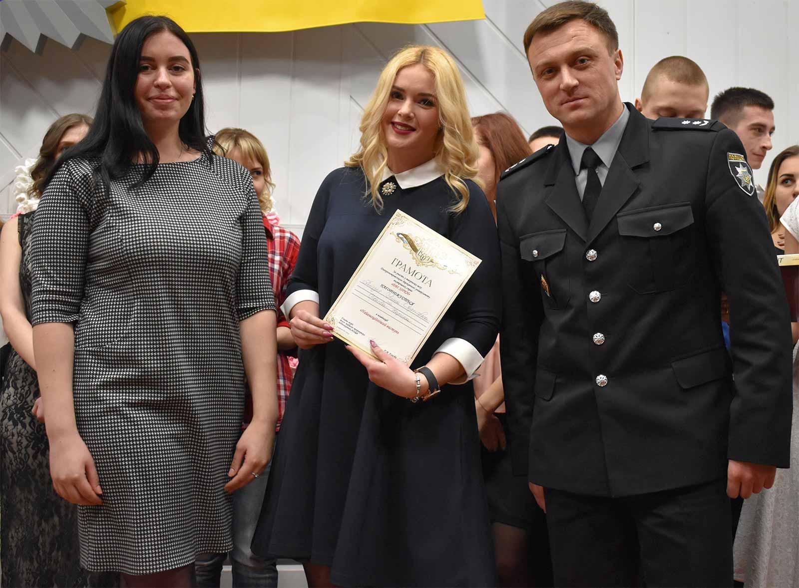 Грамоти та дипломи у різних номінаціях отримали всі учасники.