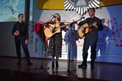 Талант-шоу «Дві зірки» об'єднало викладачів, студентів та курсантів університету.