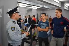 Старшокласники завітали до Дніпропетровського державного університету внутрішніх справ.