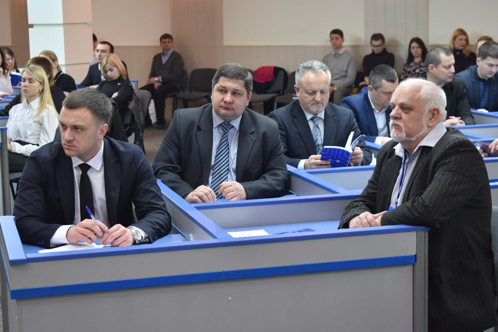 Міжнародна науково-практична конференція у ДДУВС