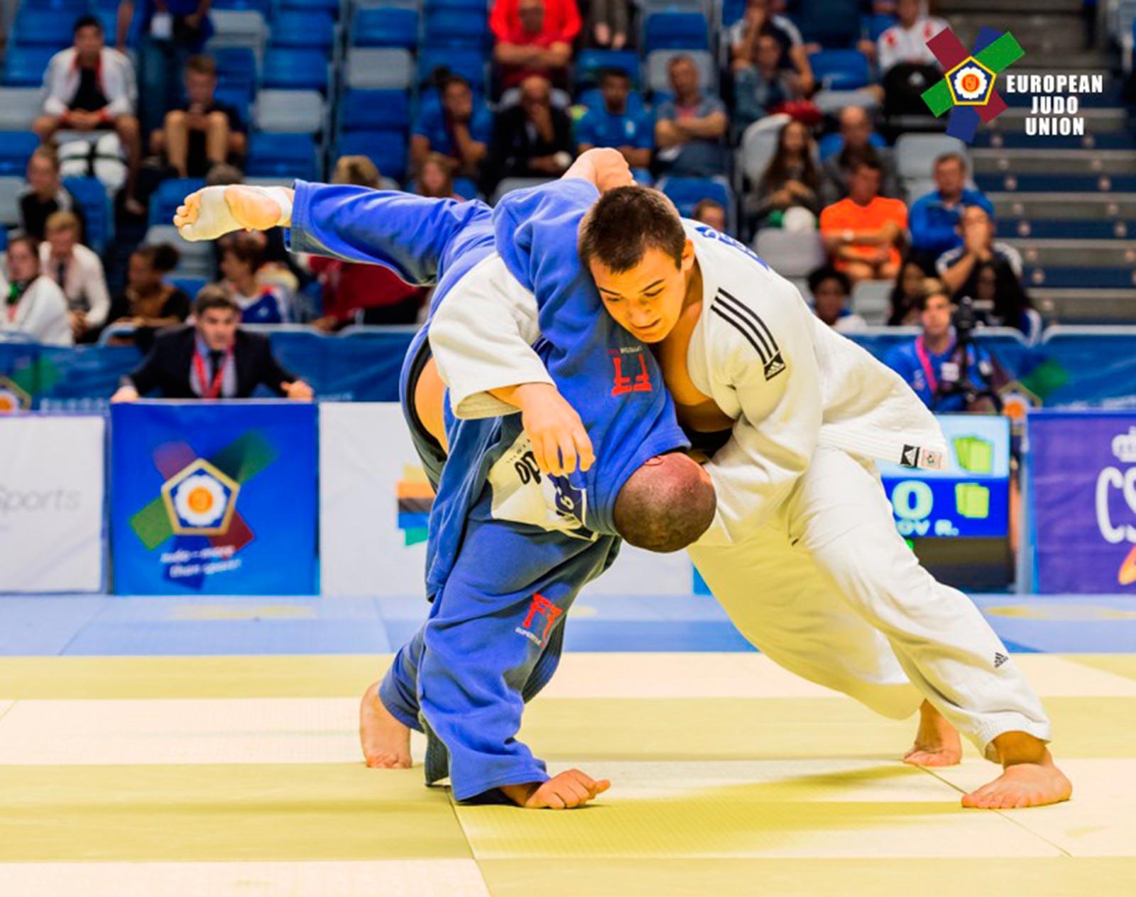 У Малазі (Іспанія) завершився Чемпіонат Європи з дзюдо серед юніорів, спортсменів до 21 року.