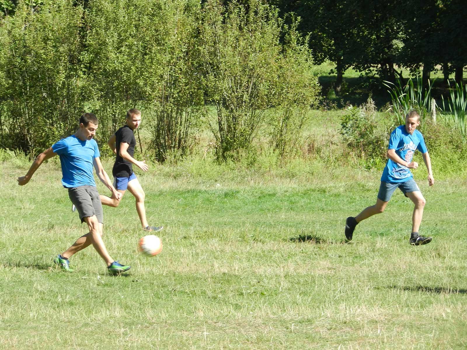 Спортивне свято з нагоди Дня фізичної культури та спорту