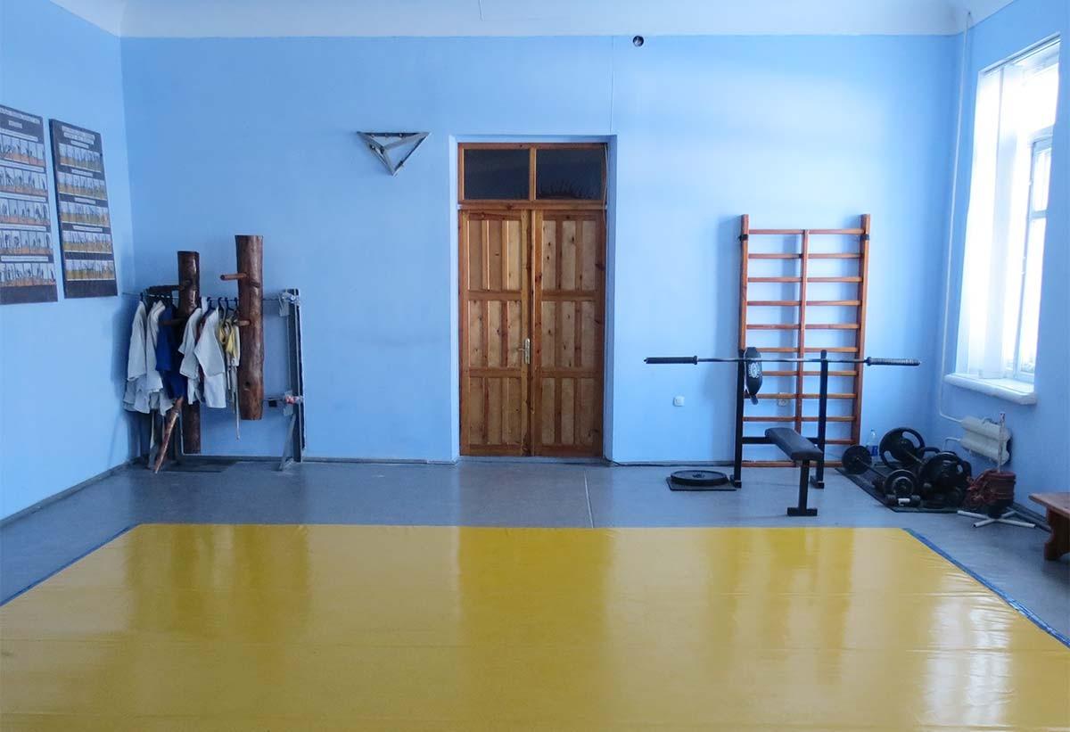 Матеріально-технічна база Запорізького центру первинної професійної підготовки