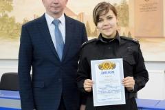Переможець університетського конкурсу – Олександра Козак