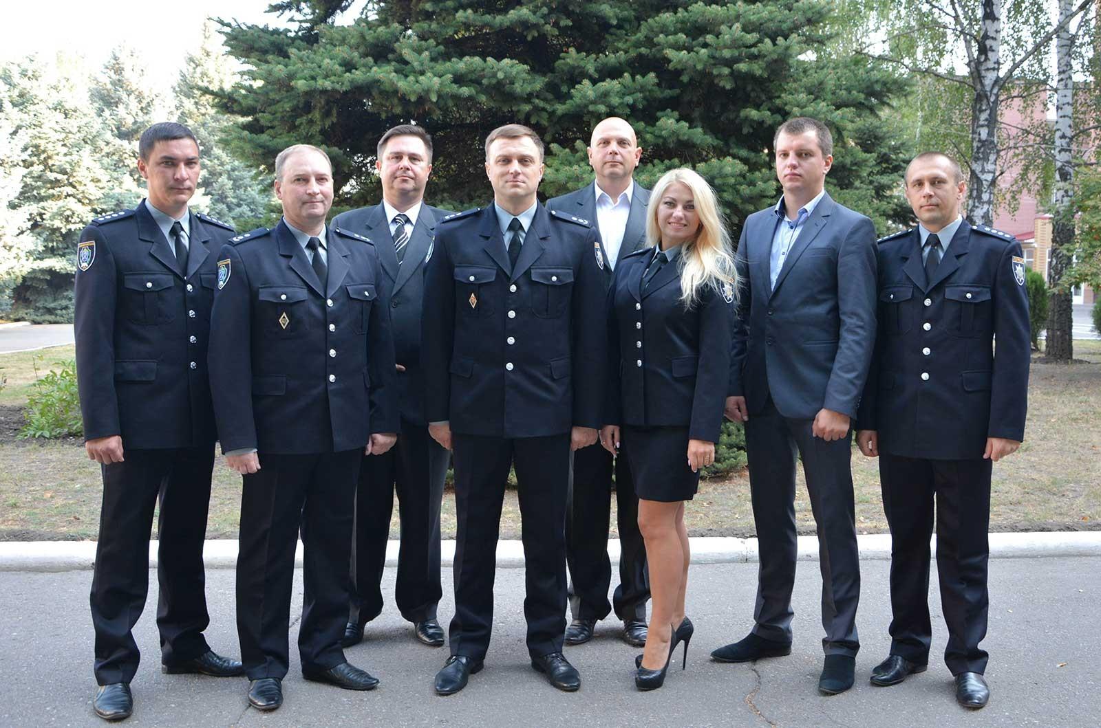 Факультет підготовки фахівців для підрозділів кримінальної поліції ДДУВС