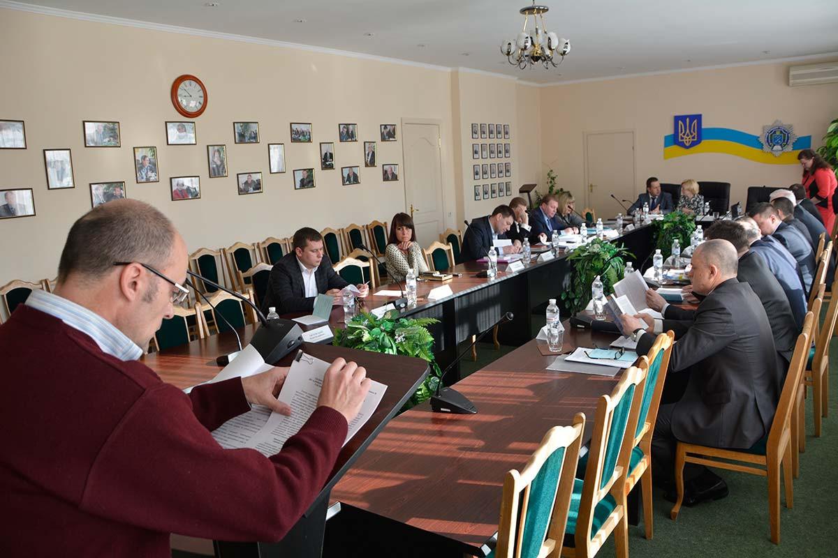 Докторантура та аспірантура Дніпропетровського державного університету внутрішніх справ