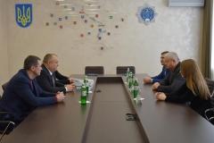 ДДУВС заключив договір про співпрацю з Національною академією прокуратури