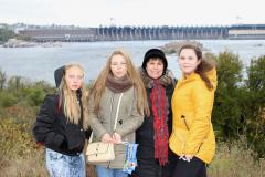 Екскурсії студентів Криворізького факультету