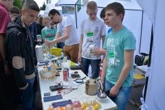 У ДДУВС пройшов фестиваль науки для школярів Дніпропетровщини
