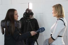 Інтерв'ю першого Міського телеканалу та Наталії Кожемяки.