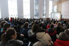 Показ фільму про права людини Docuday UA