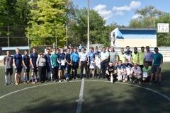 Турнір із футболу на кубок ректора визначив переможців.