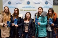 Гімназисти з Оріхова обирають юридичну освіту у ДДУВС!