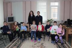 Студенти Криворізького факультету ДДУВС відвідали вихованців навчально-реабілітаційних центрів