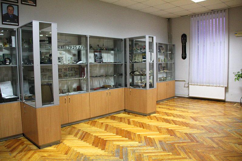 Музей криміналістики, судової медицини та психіатрії ДДУВС