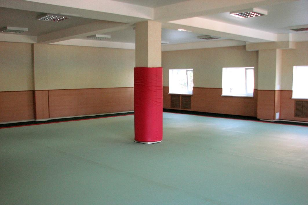 Спортивний зал ДДУВС