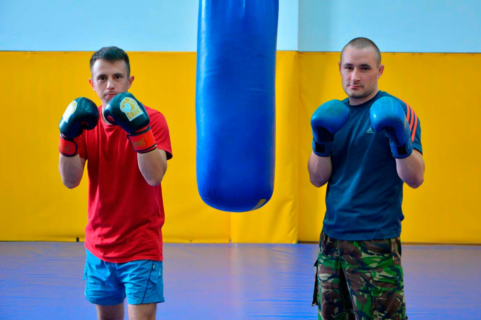 Спортивні секції Криворізького факультету Дніпропетровського державного університету внутрішніх справ