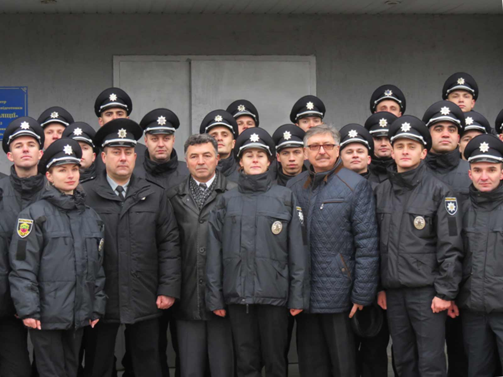 У Запорізькому центрі первинної професійної підготовки «Академія поліції»