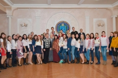 У заході взяли участь представники усіх факультетів навчального закладу