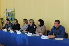 Президія Всеукраїнської конференції