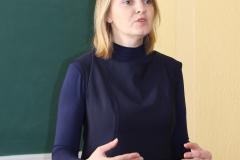 Начальник відділу правопросвітництва Першого Криворізького місцевого центру безоплатної вториної правової допомоги - Наталія Кожемяка