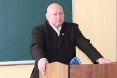 Представник Головного територіального управління юстиції у Дніпроетровській області - Іван Стельмах